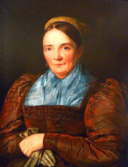 Bäurin Magdalena Kleinmaier
