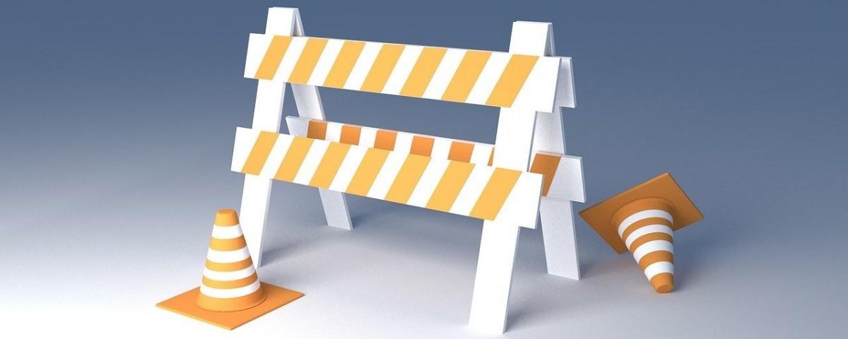 Bauarbeiten: Vollsperrung der Urtelbachbrücke