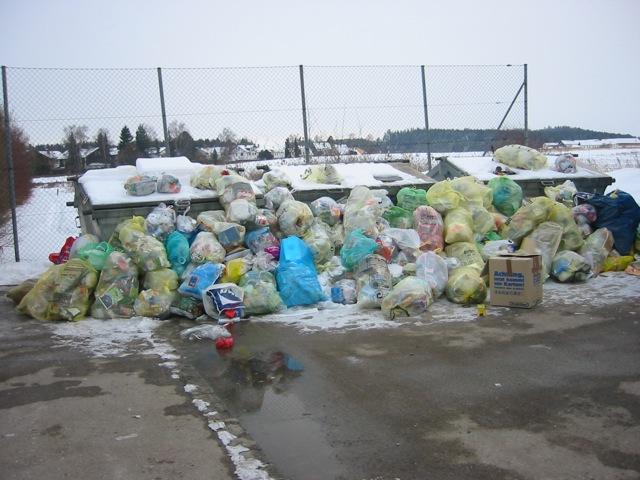 Grafing Müllsäcke